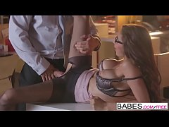Babes - Office Obsession - (Chad White) and (Ni...