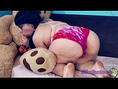 Play Time with Kiwwi - Teddy Bear Fuck! *Full v...