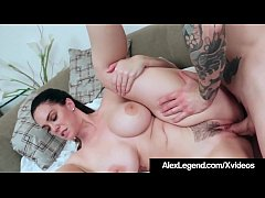 Busty Alison Tyler Ditches Dorky Date to Fuck A...