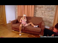 thumb luscious lena c  ove fucked in cherry dress he cherry dress herry dress