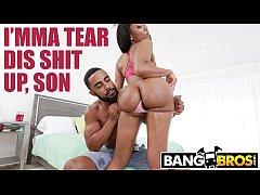 BANGBROS - Brown Bunnies Jayla Foxx Twerking That Big Ass On A Fat Cock