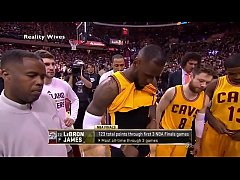 Celebrity Lebron James Accidentally Show his di...