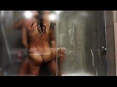 hot shower and hardcore fuck - More Videos www....