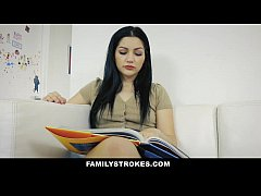 FamilyStrokes- Step Brother and Sister (Karly B...