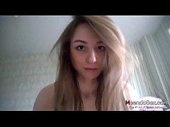 thumb horny russia n girl fucks with boyfriend  homemade video
