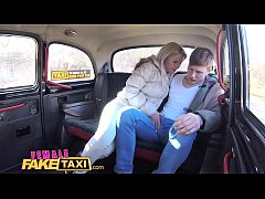 Female Fake Taxi Innocent young tourist gets se...