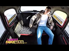 thumb female fake  taxi innocent young tourist gets seduced in back of cab