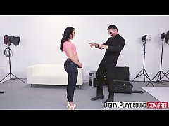 DigitalPlayground - Big Booty Behind the Scenes...