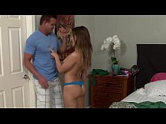 Callie Calypso fucks her stepdad (Father's Forb...