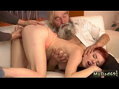 Very old pussy lick Unexpected experience with ...