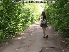 hera---  a hot school girl In the forest the cow devoured the wolves