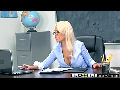 Brazzers - Big Tits at School - Highbrow Pussy ...