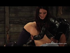 Mistress And Handmaiden: Submissive Slave Girls...