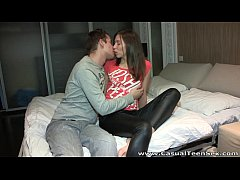 Casual Teen Sex - One-time casual fuck Ananta S...