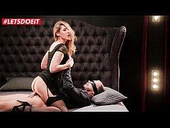 LETSDOEIT - Astonishing Babe Sybil Goes Hardcor...