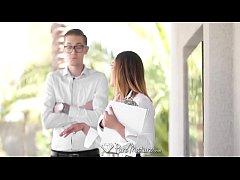 PureMature Busty real estate agent milf Kiera R...