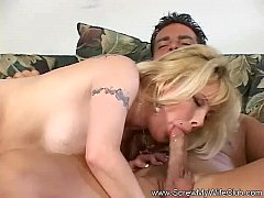 Hot Time For First Time Swinger