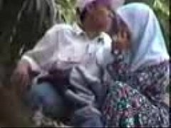 Hijab Malaysian Handjob