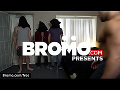 Damien Stone with Devin Vex at Choose And Abuse Scene 1 - Trailer preview - Bromo