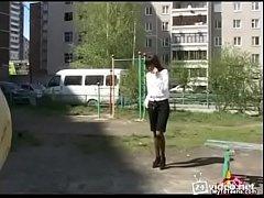 Благодарная девочка Настя