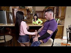 FILTHY FAMILY - Step Sibling Threesome With Ali...