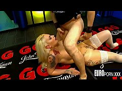 euro big tits Candela X