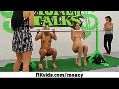 Gorgeous teens getting fucked for money 12