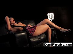 thumb dani gets off p  laying with her tight pussy t r tight pussy tight pussy