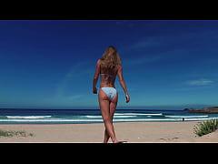 PISS PISS TRAVEL - Russian nudist girl Sasha Bi...