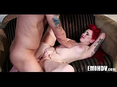 Emo girl gets fucked 386