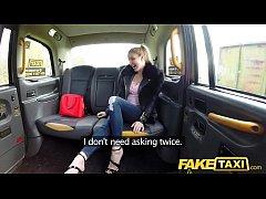 Fake Taxi Blue eyed Scottish babe loves rough f...