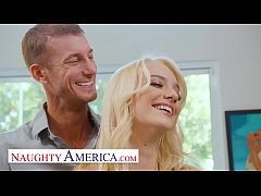 Naughty America Kenna James fucks neighbor for ...