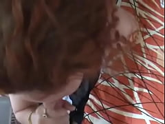 Suvi Legend, real whore fucked by customer POV
