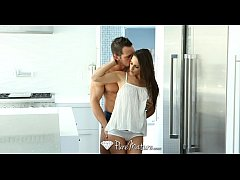 PureMature - Hot brunette Kortney Kane is cravi...