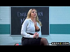thumb busty milf teac  her gets with teen couple in  teen couple in h een couple in h
