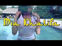 MIA KHALIFA - Hilarious & Rare BTS Footage Feat...