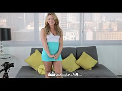 HD CastingCouch-X - Katerina Kay fucked on the ...