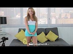 HD CastingCouch-X - Katerina Kay fucked on the ...