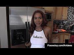 Young Black Jenna Fox Gets Fucked By Her Horny ...