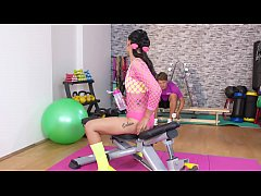 Fitness Rooms Hot Thai babe gets deep anal crea...