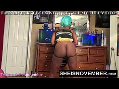 NASTY CUTE SLUT MSNOVEMBER SQUIRTS HER PUSSY IN...