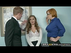 Brazzers - Big Tits at Work -  The New Girl Par...