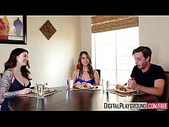 XXX Porn video - The Houseguest