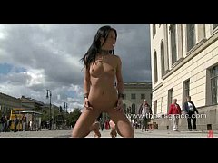 Amabella is left on the streets naked