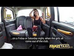 Fake Taxi Petite body and big tits takes big co...