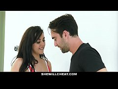 SheWillCheat - Unhappy Wife Cheats On Husband W...