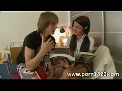 Young Russian Girl Anal