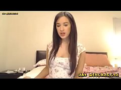 Little Stepdaughter Roleplay Webcam With Daddy