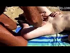Amature Blowjob in Fuertoventura -www.PornxPlay...