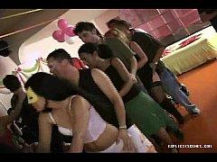 Brazilian Swingers Sex Scene